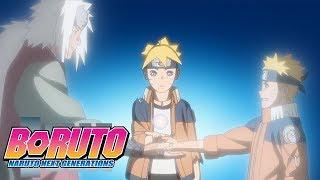 Uzumaki Rasengan | Boruto: Naruto Next Generations