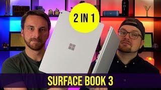 Surface Book 3 - Highend-Laptop und Tablet in Einem   Instant Review (deutsch)
