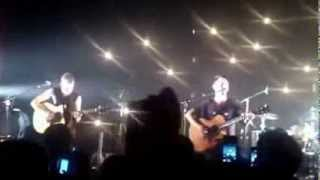 Local Natives - Who Knows Who Cares Live At Royal Oak Music Theatre