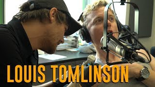 Louis Tomlinson Gives Jojo A Tattoo + Talks 'We Made It', New Album & More