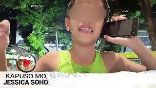 """Aired (May 17, 2020): Mahigit isang linggo nang nahiwalay sa kanyang pamilya ang siyam na taong gulang na si """"Gabriel"""". Nagpositibo kasi siya sa COVID-19. Ang pinaghuhugutan niya ng lakas— ang kanyang pananampalataya. Maantig sa kanyang kuwento sa video na ito! #KMJS15  'Kapuso Mo, Jessica Soho' is GMA Network's highest-rating magazine show. Hosted by the country's most awarded broadcast journalist Jessica Soho, it features stories on food, urban legends, trends, and pop culture. 'KMJS' airs every Sunday, 8:40 PM on GMA Network.  Subscribe to youtube.com/gmapublicaffairs for our full episodes. #KMJS15   Watch the latest episodes of your favorite GMA Public Affairs shows #WithMe. Stay #AtHome and subscribe to GMA Public Affairs' official YouTube channel and click the bell button to catch the latest videos.  GMA Network promotes healthy debate and conversation online.  Any abusive language that does not facilitate productive discourse will be blocked from this post.      GMA Network upholds ethical standards of fairness, objectivity, accuracy, transparency, balance, and independence.   Walang Kinikilingan, Walang Pinoprotektahan, Serbisyong totoo lamang.   Subscribe to the GMA Public Affairs channel: https://www.youtube.com/user/gmapublicaffairs  Visit the GMA News and Public Affairs Portal: http://www.gmanews.tv  Connect with us on: Facebook: http://www.facebook.com/gmapublicaffairs/ Twitter: http://www.twitter.com/gma_pa"""