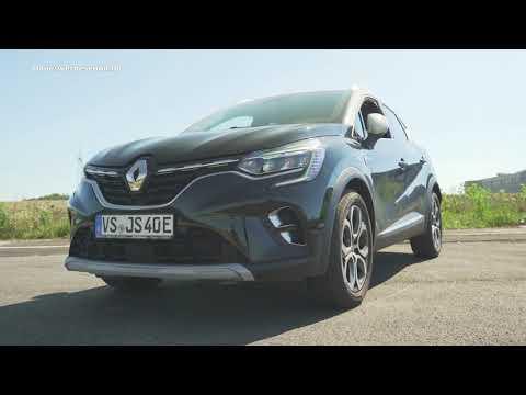 2020 Renault Captur Plug in Hybrid PHEV (160PS) - Review, Fahrbericht, Test