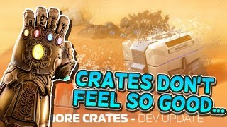 Robocraft - No Drones in Infinity and Spider Legs are here