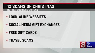 "BBB: ""The 12 Scams of Christmas"" and how to avoid them"