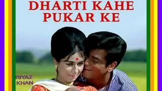 Je Hum Tum Chori Se.Dharti Kahe Pukar Ke1969.Lata Mangeshkar.Mukesh.Laxmikant Pyarelal.Jeetendra.
