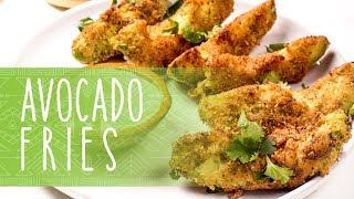 Keto Recipe - Avocado Fries
