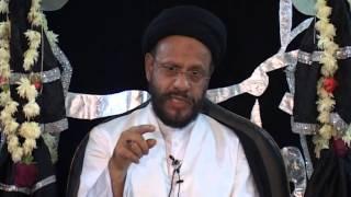 preview picture of video 'Maulana Sayyed Mohammad Zaki Baqri [Topic: Ghaflat] - Majalis 2 (Malad-Mumbai, Moharram 1435 AH)'