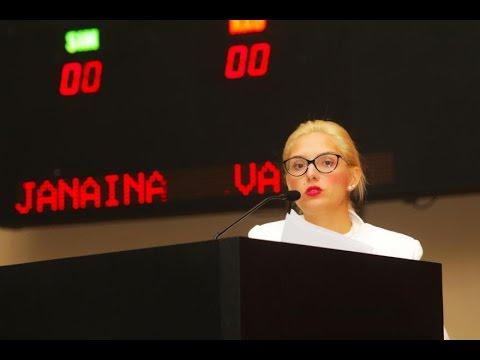 Janaina Riva - Sessão vespertina [1ª Fala] | 18.03.2015
