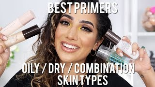 Best Primers for Oily/Dry/Combination Skin | AnchalMUA