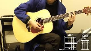 stay blackpink guitar chords tutorial - TH-Clip
