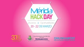 preview picture of video 'Mérida Hack Day'