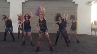 """I am Woman"" Jordin Sparks Choreography Dance Fitness by Jenny Lynne"