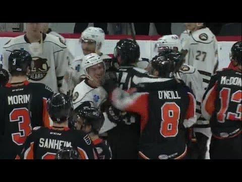 Will O'Neill vs. Darren Dietz