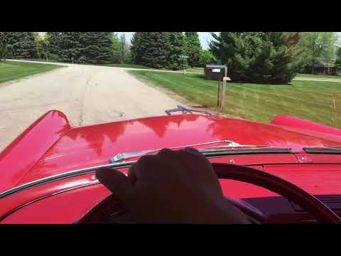 Video of 1955 Monterey Offered by Aumann Auctions - OD59