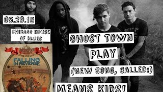 Ghost town - mean kids