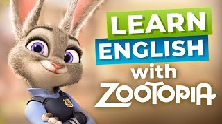 Learn English With Zootopia