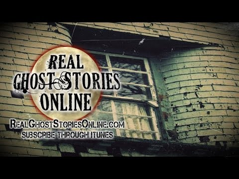 Real Ghost StoriesGhostly Apparitions in Window