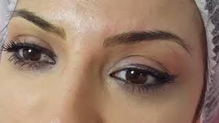 Slim Style Microbladed Eyebrows by El Truchan @Perfect Definition