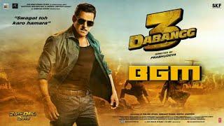 Dabangg 3 Bgm Ringtone Salman Khan Kiccha Sudeep Dabangg 3