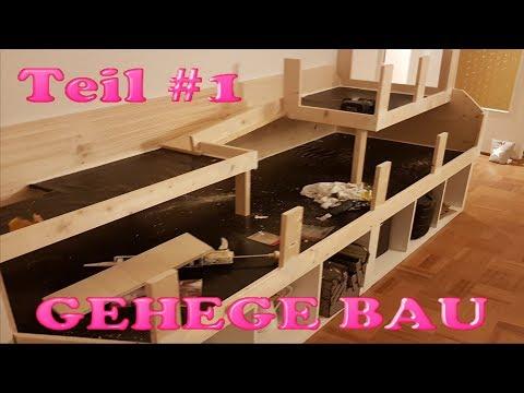 Meerschweinchen Gehege selber bauen #1