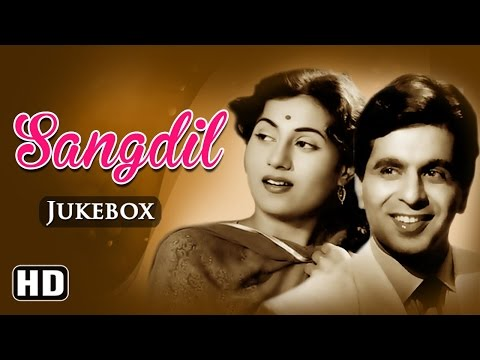 Download All Songs Of Sangdil Hd Dilip Kumar Madhubala Shammi Mp4 HD Video and MP3