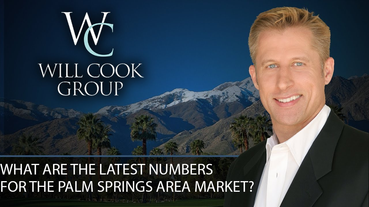 A Market Update for the Palm Springs Area