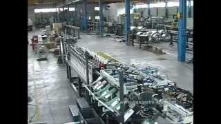 Impianti per sistemi di fissaggio T-bar