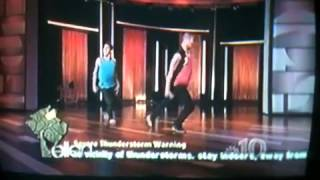 SYTYCD Glad You Came on ELLEN