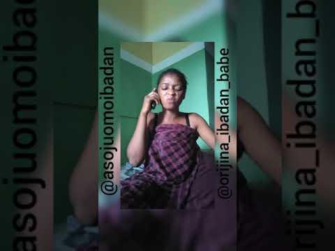 Omo ibadan Yoruba comedy   Asoju omo ibadan  iyanda dagunro   orijina_ibadan_babe