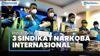 3 Kasus Peredaran Narkoba Jaringan Internasional Terungkap, Ada yang Libatkan Anggota DPRD Bireuen