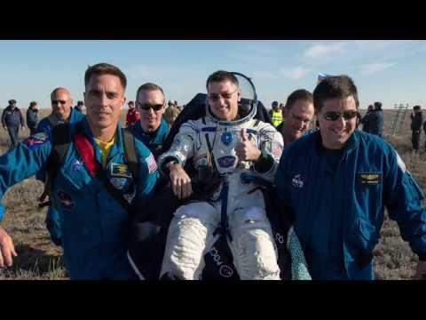 Shane Kimbrough Interview After Landing