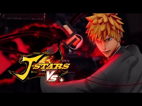 J-Stars Victory Vs+ - Launch Trailer thumbnail