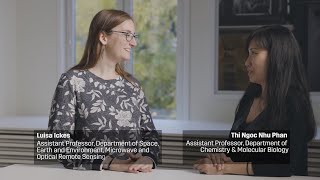 Kvinnliga forskare 2020