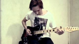 Ghostship part IV ( The Fall of Troy guitar cover )