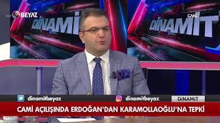 Mehmet Metiner Ve Cem Küçük'ten Çamlıca Cami Yorumu