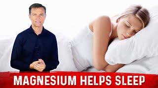 Take Magnesium to Sleep Like a Baby