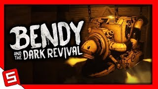 Bendy and The Dark Revival Official Trailer - Bendy and The Ink Machine 2 Trailer - BATDR, BATIM 2!