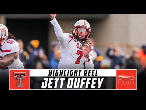 Jett Duffey Top Plays Through Week 12 (2019) | Stadium