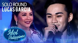 Lucas Garcia - If I Ain't Got You | Solo Round | Idol Philippines 2019