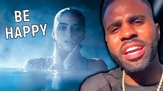 Jason Derulo Reacts to Dixie D'Amelio - Be Happy (Music Video)