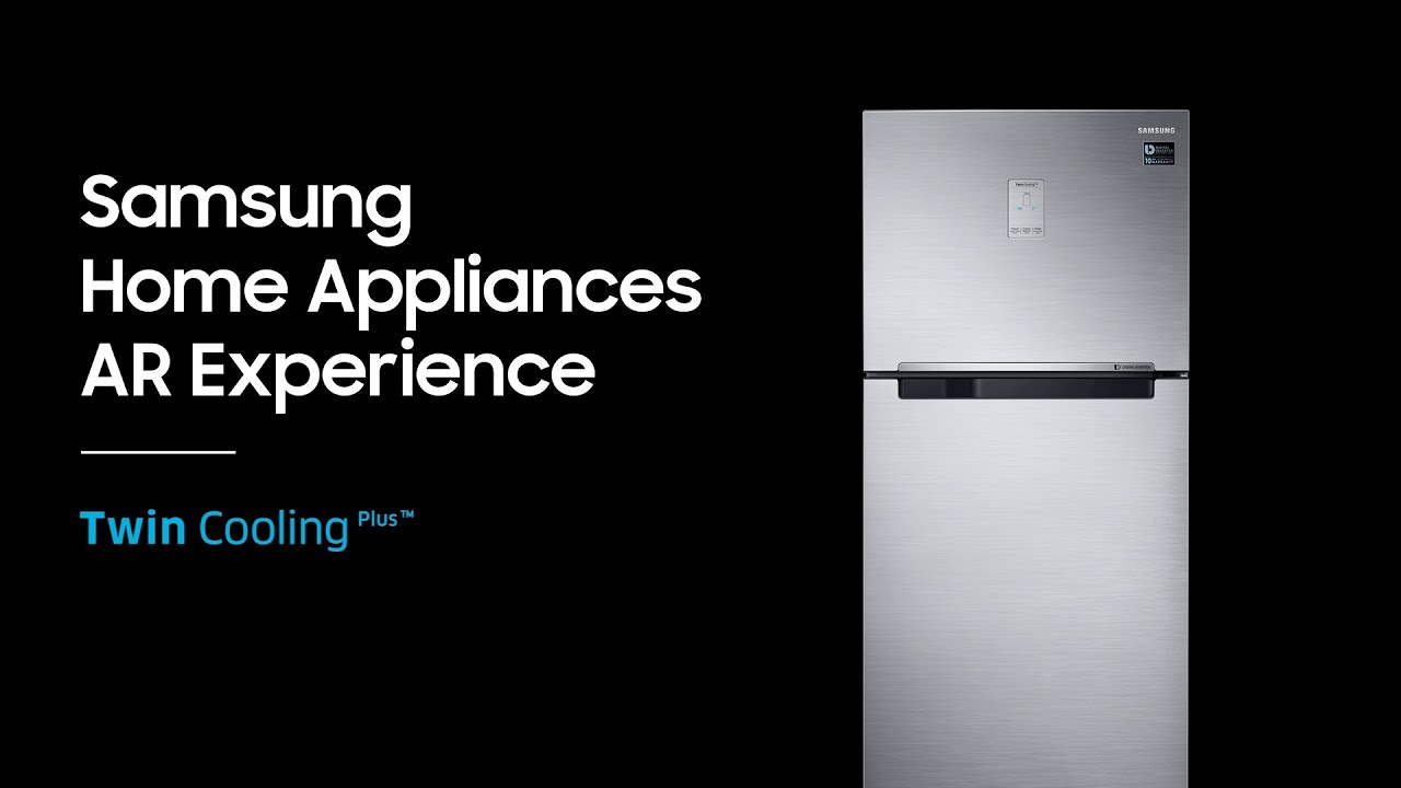 Samsung Refrigerator AR Experience: Twin Cooling Plus™ 5 Conversion Mode thumbnail