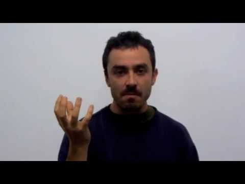 Gesti italiani per improvvisatori internazionali