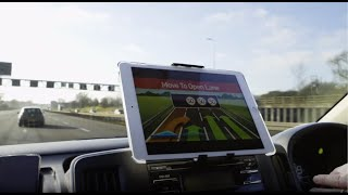 Newswise:Video Embedded work-begins-on-autonomous-vehicle-trial-route