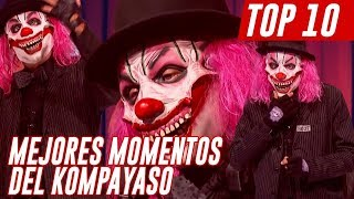 Kompayaso Mejores momentos  [TOP 10] - Tengo Talento Mucho Talento