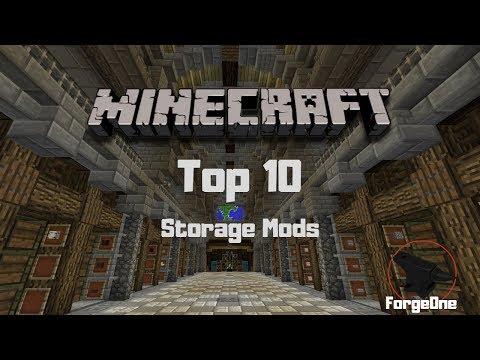 Minecraft Top 10 - Storage Mods