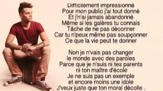 Keen'v - SALTIMBANQUE ( video Lyrics )