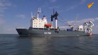 Na Morzu Bałtyckim uratowano okręt podwodny