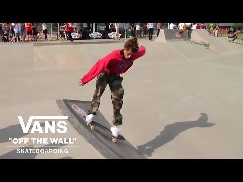 Cleveland Demo: Vans Skate Team   Skate   VANS