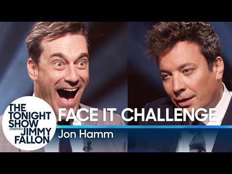 Face It Challenge with Jon Hamm