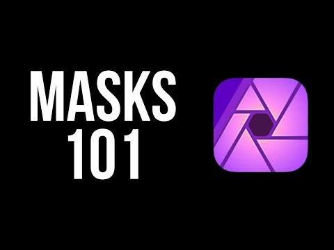Masks for Beginners: Affinity Photo iPad Tutorial